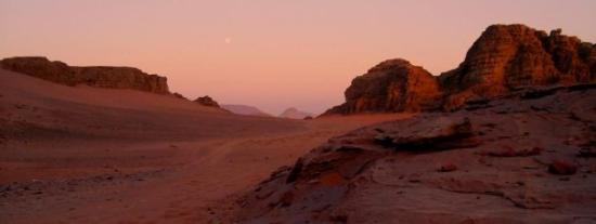Mars Landscape - Picture of Wadi Rum, Ma'in Governorate ...