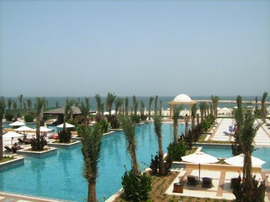 Hilton Ras Al Khaimah Resort & Spa: The pool!