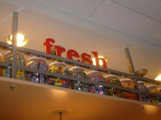 Marble Slab Creamery, San Antonio - 849 E Commerce St Ste ...