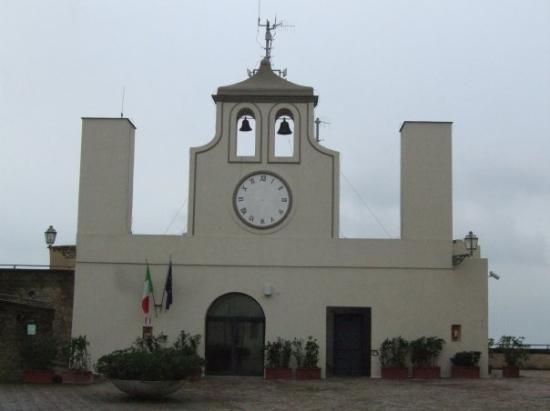 Castel Sant'Elmo: St Erasmus Church