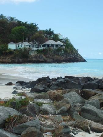 Bolans, Antigua: Our beach