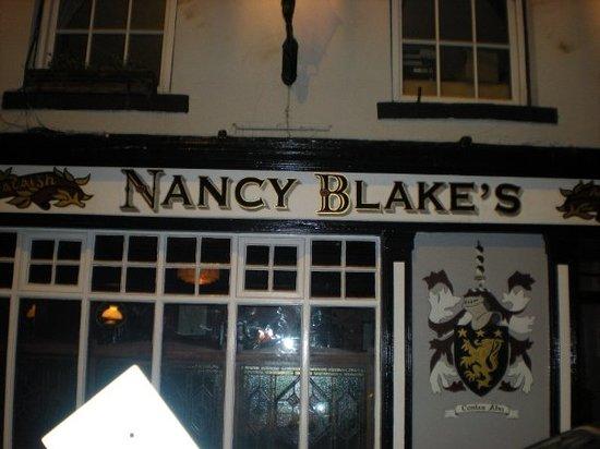 Nancy Blake's