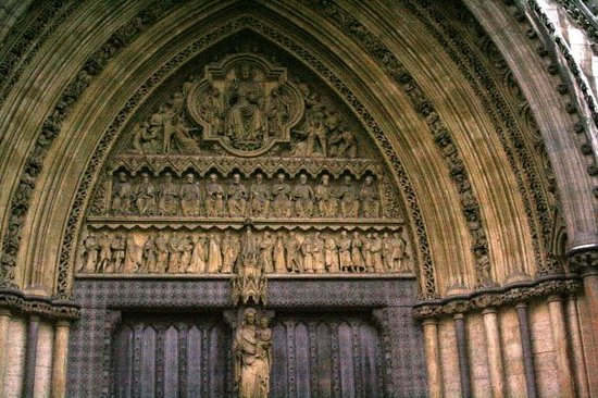 Westminster Abbey: Westminster door & Westminster door - Picture of Westminster Abbey London - TripAdvisor Pezcame.Com