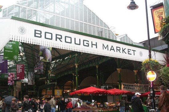 ‪Borough Market‬