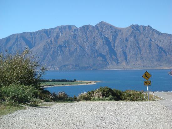 Bella Vista Wanaka: Lake Wanaka