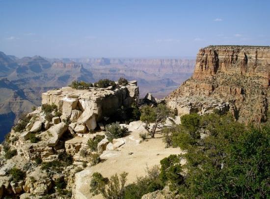 Restaurants Near The Grand Canyon South Rim