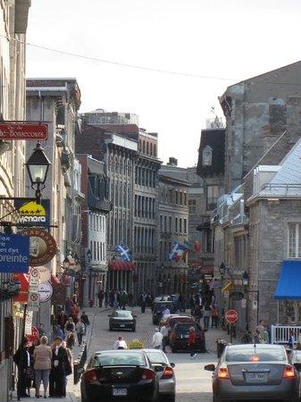 Rue St-Paul