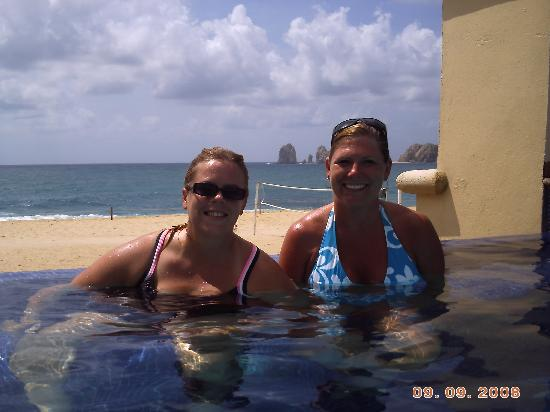 Hotel Riu Palace Cabo San Lucas: day one