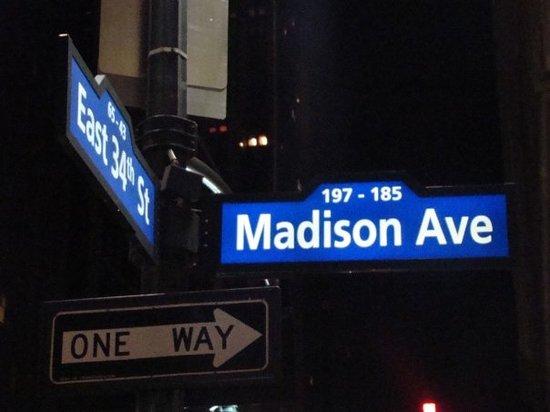 マディソン街