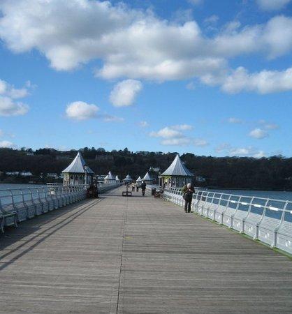 Μπανγκόρ, UK: Bangor Pier