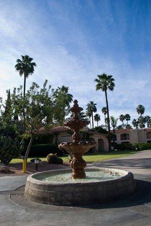 Garden Court Restaurant at The Scottsdale Plaza Resort: Scottsdale Plaza Resort