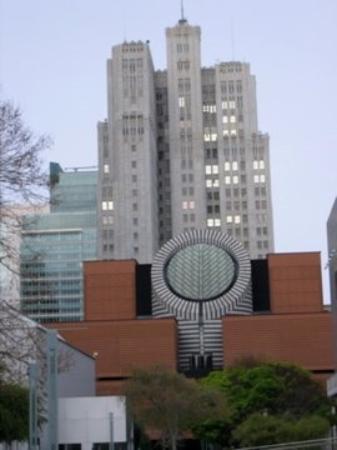 San Francisco Museum of Modern Art (SFMOMA): The MOMA