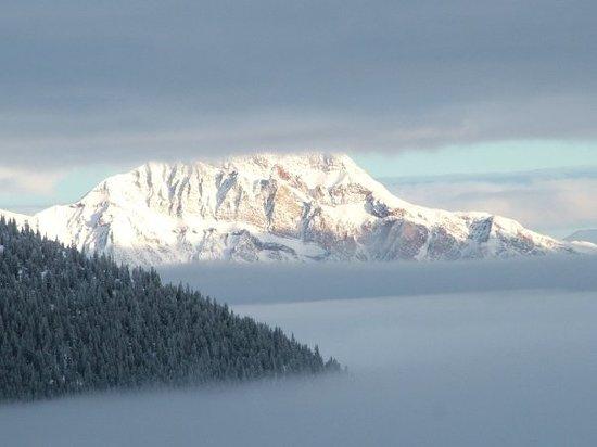 Marmot Basin Ski Area: Jasper