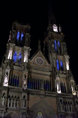 Catedral: Megas Estructuras!!