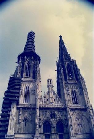 "Dom St. Peter: Regensburg city centre church ""The Dom"""