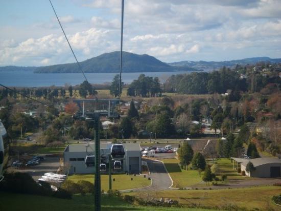 Skyline Rotorua: Riding the Skyline.