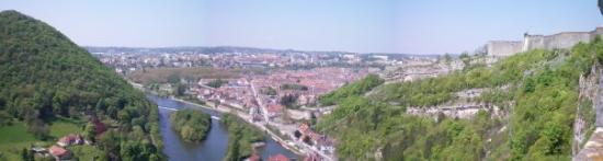 La Citadelle de Besancon: Besançon