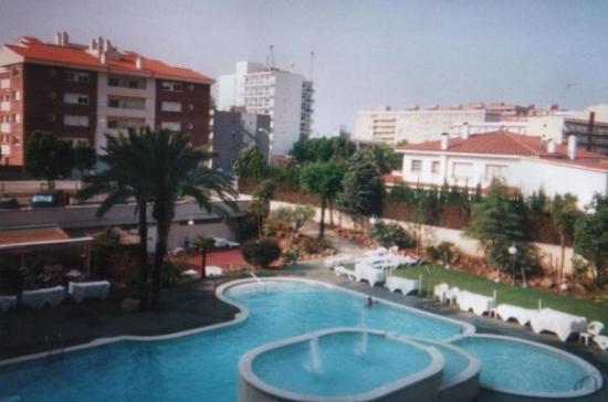 Malgrat de Mar, Hiszpania: Hotel in Spain