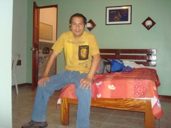 ลิมง, คอสตาริกา: En Limón, en mi hotel