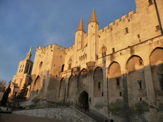 Фотография Pope's Palace (Palais des Papes)