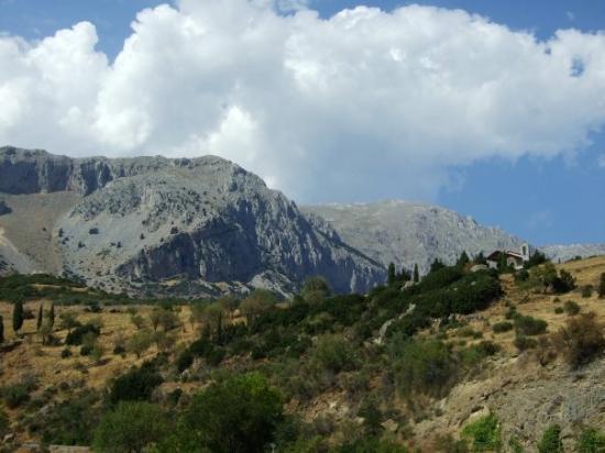 Mount Parnassus: delfos