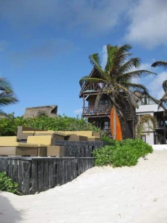 Bilde fra Zulum Beach Club + Cabanas