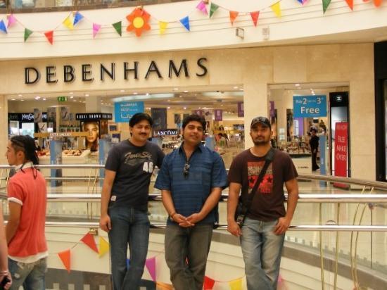 Deira City Center Shopping Mall Photo