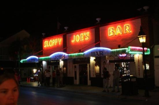 Sloppy Joe's Bar, Key West, Florida