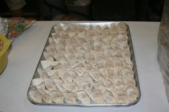 ไถหนาน, ไต้หวัน: Food... Dumplings
