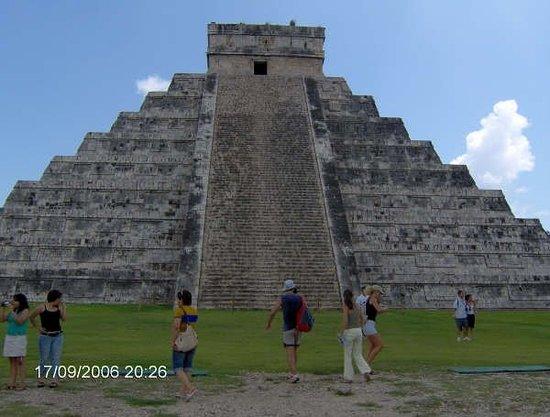 Playa Paraiso, Mexico: Palenque - Chichén Itzà, Messico