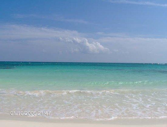 Playa Paraíso, México: STUPENDO