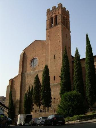 Basilica di San Domenico: Siena