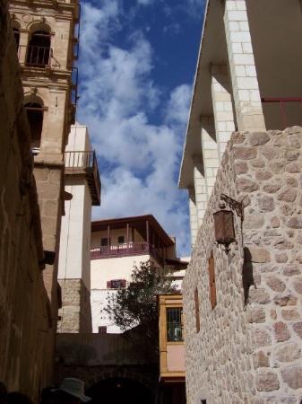 St. Catherine's Monastery: St Catherine's