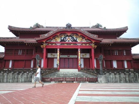 นะฮะ, ญี่ปุ่น: Okinawa, Shuri Castle