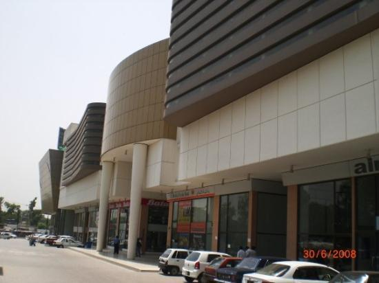 Deans shopping Mall in Peshawar