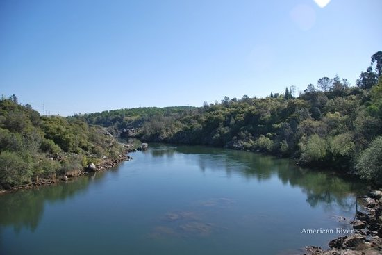 Folsom, Californië: American River