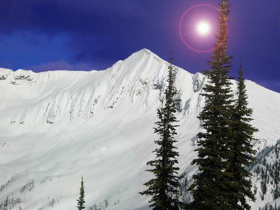 Nelson, Kanada: Ymir Peak