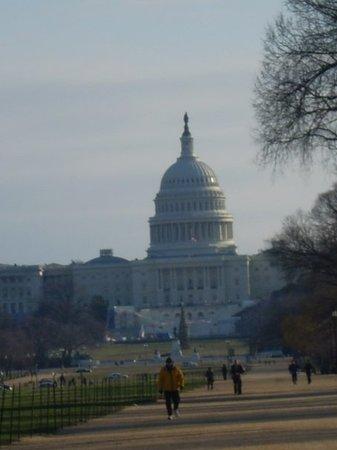 U.S. Capitol: el precioso capitolio
