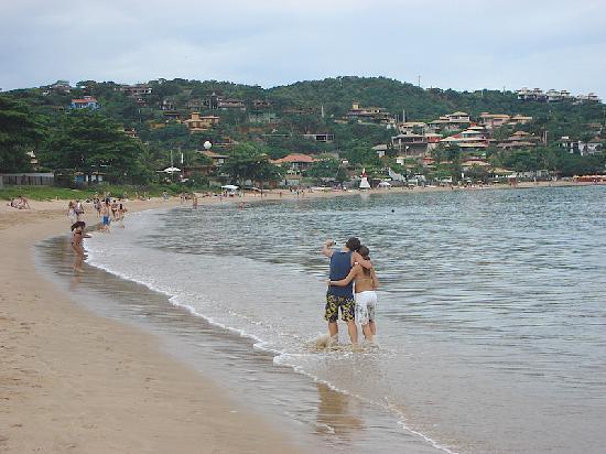 Ferradura Beach: Ferradura romántica
