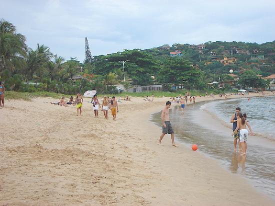 Ferradura Beach: praia da Ferradura