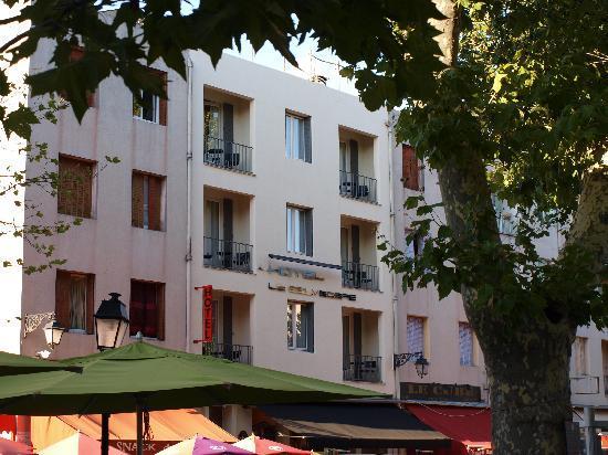 Hotel le Belvedere: Hotel exterior
