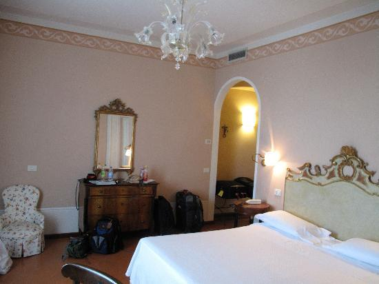 Villa Marsili : Bedroom