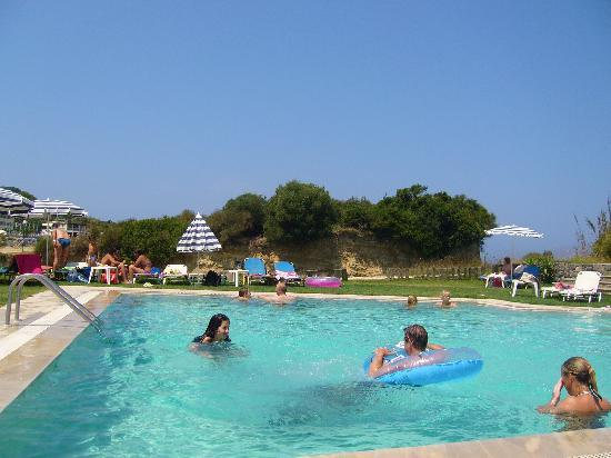 Canal D' Amour Village: Christos Apts pool area