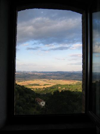 Hotel Vecchia Oliviera: a room with a view