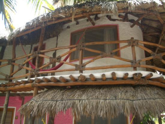 Holbox Hotel Casa las Tortugas - Petit Beach Hotel & Spa: La nostra camera: luna de miel