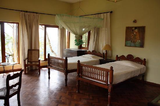 Villa Rosa: Eines der bezaubernden Gästezimmer