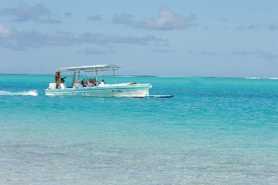 Bora Bora Beach Resort : © thierry Duvivier Novotel Bora Bora