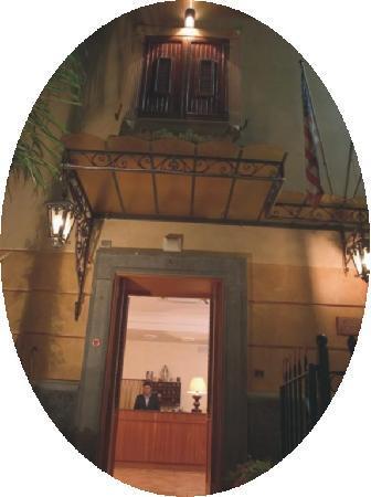 Hotel Lento: L'INGRESSO