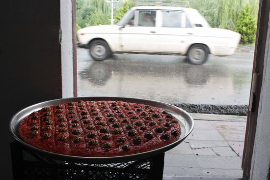 Азербайджан: Pakhlava of Quba is based on rice flour
