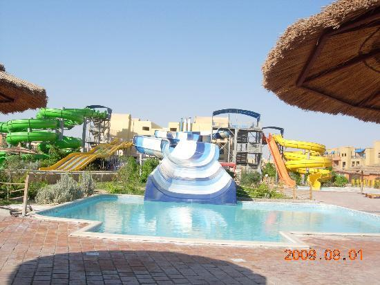 Titanic Beach Spa & Aqua Park: some of the slides